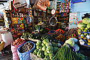 Market stall in Charagua, Santa Cruz, Bolivia