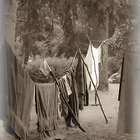 Civil War Encampment & Battle