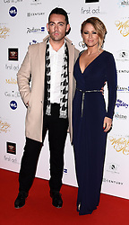 The Whats On Stage Awards at The Prince Of Wales Theatre, Coventry Street, London  on Sunday 21 February2016