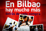 """""""In Bilbao there is much more...behind each shopping"""""""