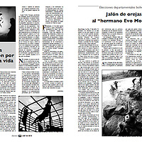 illustrated feature for Ojarasca on indigenous peoples in Guerrero, suplemment  of La Jornada newspaper, april 2010