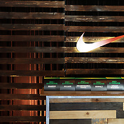 The Nike Accelerator project helps 10 small companies grow using mentorship and proprietary Nike+ technology.