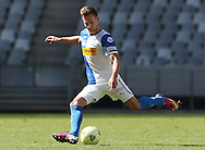 CAPE TOWN, South Africa - Saturday 26 January 2013, Daniel Pavlovic of Grasshopper Club Zurich during the soccer/football match Grasshopper Club Zurich (Switzerland) and Ajax Cape Town at the Cape Town stadium..Photo by Roger Sedres/ImageSA