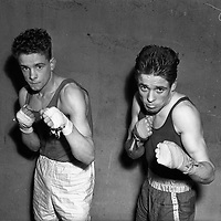 National Junior Boxing Championships.18/12/1952