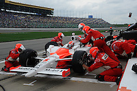Ryan Briscoe, Indy Car Series
