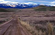 National Bison Range, Western Montana