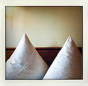 """from the series """"Fake Polaroids"""", iPhone photo taken at a hotel in Cologne, Germany...."""