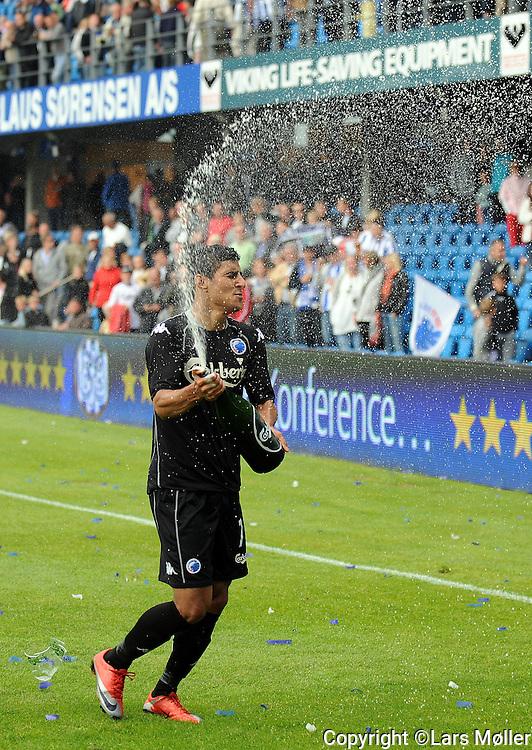 DK Caption:<br /> 20090524, Esbjerg, Danmark:<br /> SAS Liga fodbold Esbjerg - FC K&oslash;benhavn:<br /> Ailton Almeida, FCK.<br /> Foto: Lars M&oslash;ller<br /> UK Caption:<br /> 20090524, Esbjerg, Denmark:<br /> SAS Liga football Esbjerg - FC Copenhagen:<br /> Ailton Almeida, FCK.<br /> Photo: Lars Moeller