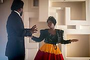 SAVANNAH, GA - DECEMBER 18, 2015: Cast and crew film The Miki Howard Story, Friday, Dec. 18, 2015 in Savannah, Ga. (TVOne Photo/Stephen B. Morton)