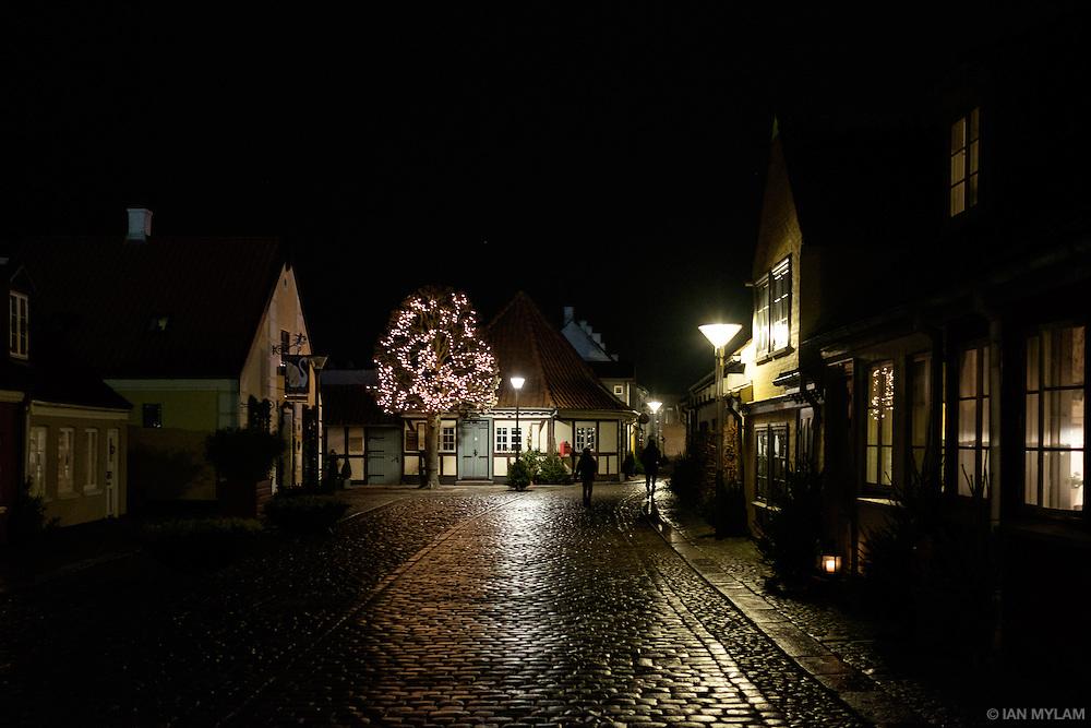 Christmas in Odense, Denmark