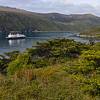 National Geographic / Lindblad Explorer. Administered as part of the Argentine province of Tierra Del Fuego, Staten Island has been off limits to tourism since 1923 when it was decreed a Natural reserve for Fur seals. This was the first time a foreign-flagged vessel in history sailed into the protected areas and around the Island.  Administered as part of the Argentine province of Tierra Del Fuego, Staten Island has been off limits to tourism since 1923 when it was decreed a Natural reserve for Fur seals. This was the first time a foreign-flagged vessel in history sailed into the protected areas and around the Island.