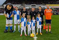 Mascot - Mandatory byline: Dougie Allward/JMP - 07966 386802 - 02/01/2016 - FOOTBALL - Memorial Stadium - Bristol, England - Bristol Rovers v Luton Town - Sky Bet League Two