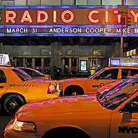 Radio City Music Hall, Midtown, Manhattan, New York, New York, USA