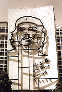 2000 August- Havana, Cuba- Atmosphere in Revolution Square Havana, Cuba