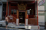 temples, Sheung Wan