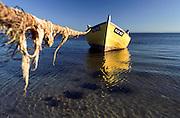 Port rybacki w Kuznicy na Polwyspie Helskim, 23-06-2005, fot: Piotr Gesicki..Fishing harbour in Kuznica on Hel pennisula, on Baltic sea, Poland, 23-06-2005, photo: Piotr Gesicki. Hel pennisula on Baltic sea in Poland photo by Piotr Gesicki