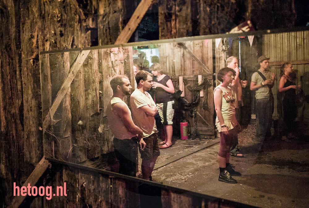 The Netherlands, Nederland Enschede 08july2010 party at the Geerdinkszijdeweg in Enschede AKI party