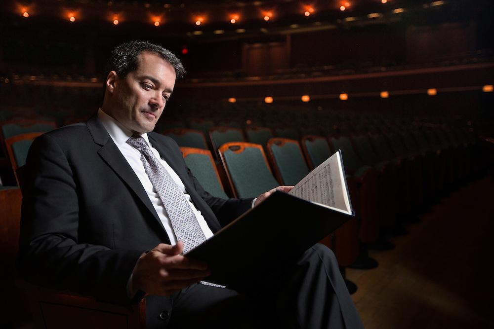 New Jersey Symphony Orchestra, Maestro Lacombre
