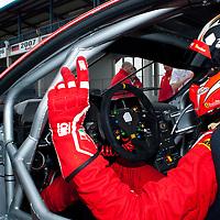 #29 Extreme Speed Motorsports Ferrari F458 Italia: Olivier Beretta, Toni Vilander, Gianmaria Bruni