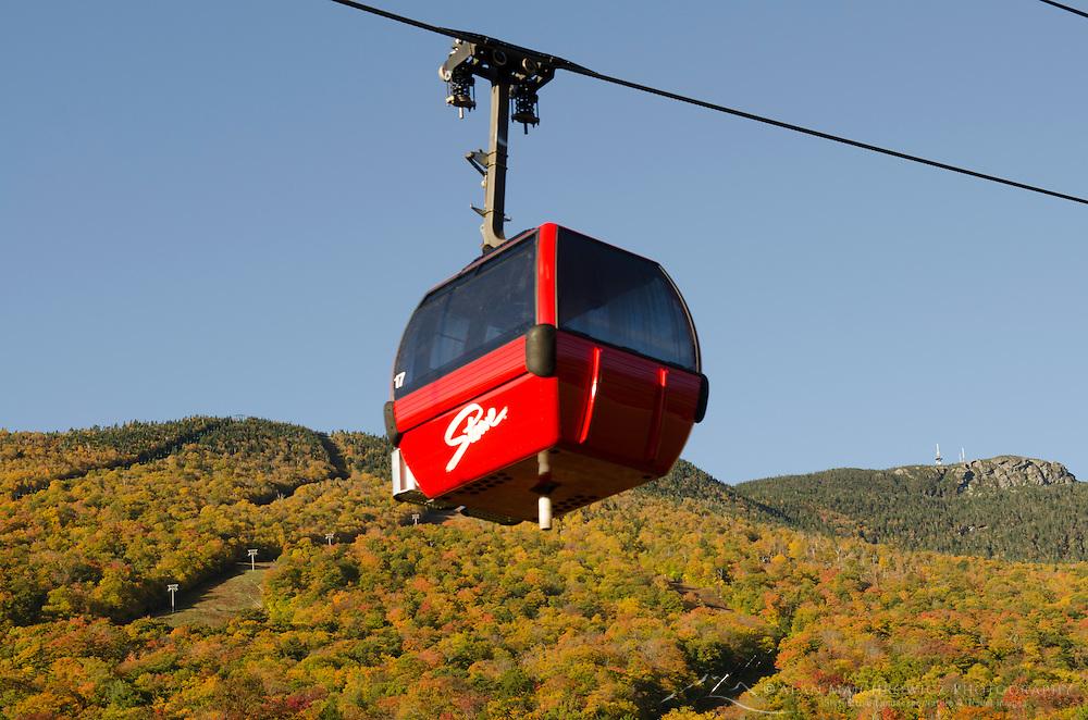 Stowe ski ski area tram