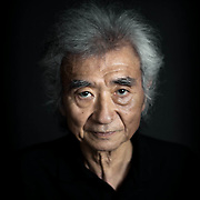 SEIJI OZAWA / Conductor for The New York Times