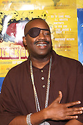 Slick Rick at The 2008 Black August Benefit Concert held at BB Kings on August 31, 2008..2008 begins the second decade of Black August Hip Hop Project benefit concerts which assist and support Political Prisoners. The Malcolm X Grassroots Movement is an organization whose mission is to defend the human rights of people and promote self-determination in our community.