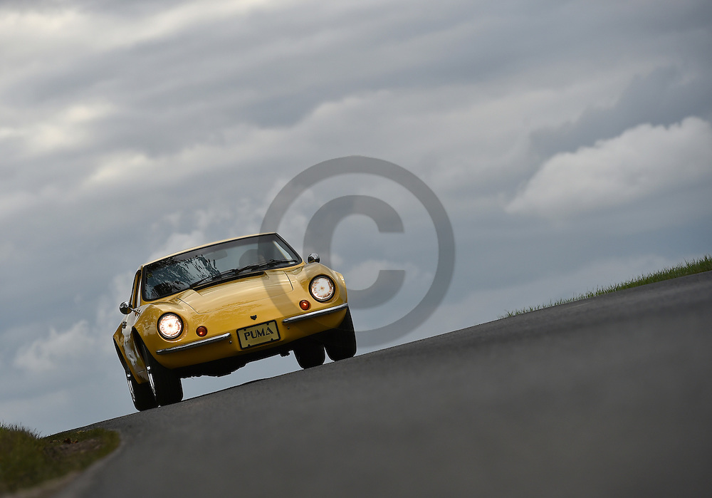 21/10/16 - PONTMORT - PUY DE DOME - FRANCE - Essais PUMA 1600 GT de 1973 - Photo Jerome CHABANNE