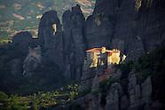 Singing Rocks of Silence, Meteora, Greece