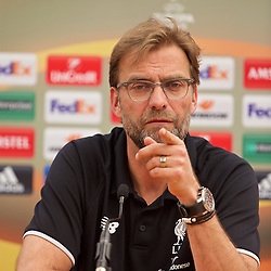 160513 Liverpool Press Conf & Training
