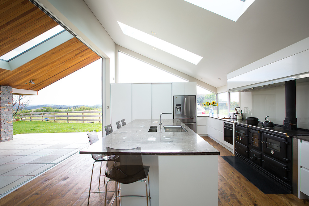 McGill kitchen, Kitchen Link December 2013.<br /> Copyright: Gareth Cooke/Subzero Images