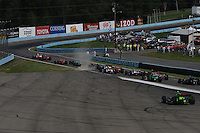 Ryan Briscoe, Camping World Indy Grand Prix at the Glen, Watkins Glen International, Watkins Glen, NY USA 6/7/08