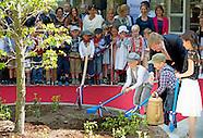 Koning Willem Alexander verricht donderdag 21 mei in Baarn de officiële opening van de nieuwbouw van