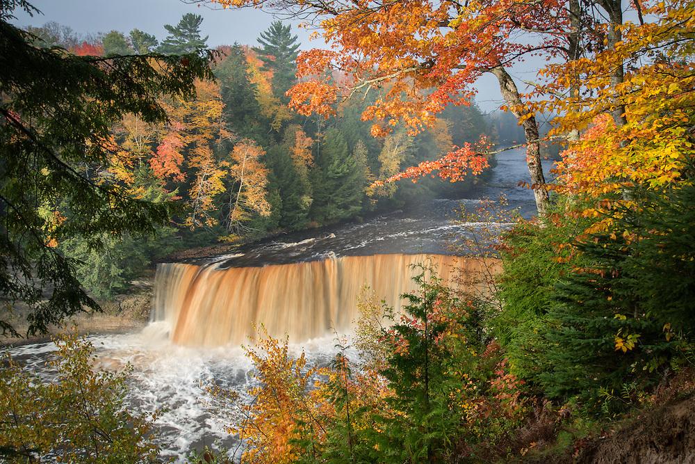 Upper Tahquamenon Falls<br /> Michigan's Upper Peninsula