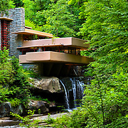&quot;Wishes on Fallingwater&quot;<br /> <br /> Beautiful Fallingwater in the Laurel Highlands of Pennsylvania!!<br /> <br /> Architecture: Structures and buildings by Rachel Cohen
