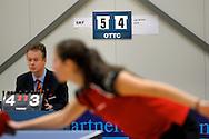 OSS - Tafeltennis, SKF - FVT, Promotiewedstrijd naar eredivisie 11-12-2011, De score verliep van een 5-0 voorsprong richting 5-4