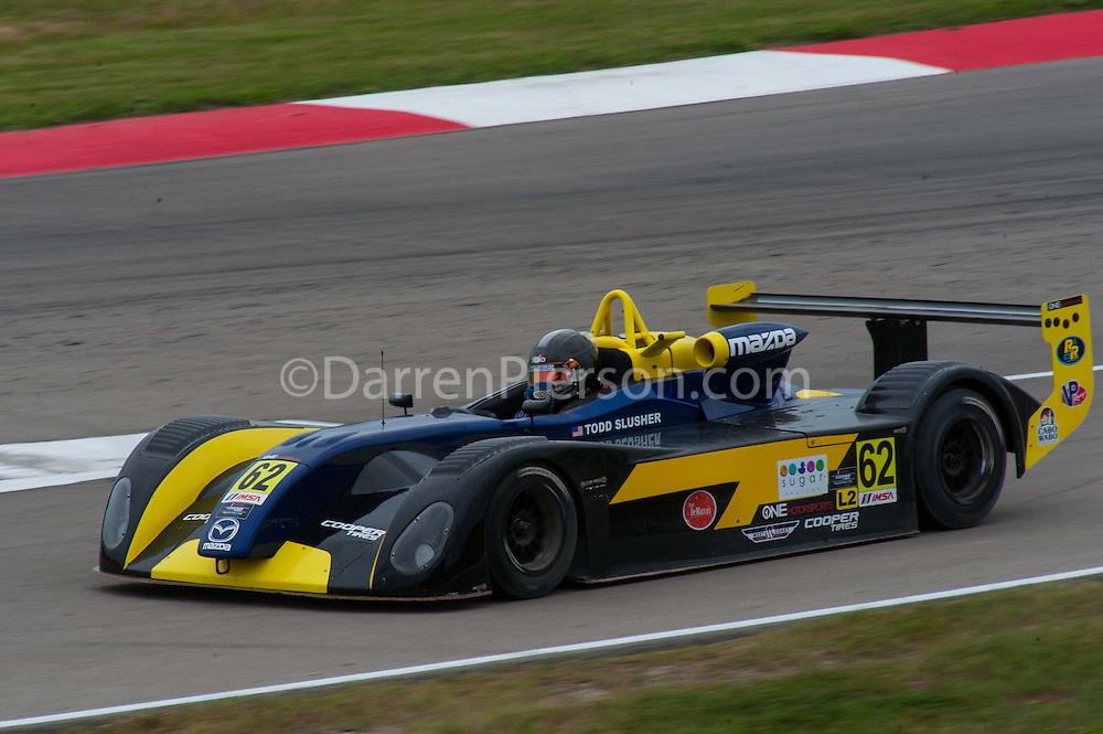 #62 ONE Motorsports Élan DP02: Todd Slusher