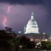 Capitol, Monuments and Memorials