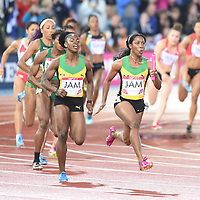 Women's 4x100m