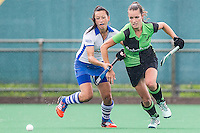 ROTTERDAM - Purmerend - Boxmeer , Hockey playoffs , Hockey , Hockey club Leonidas , 21-06-2015 ,