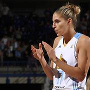 WNBA PRESEASON BASKETBALL 2014 - MAY 13 - Chicago Sky defeats Washington Mystics 76-69