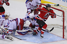 May 25, 2012: Stanley Cup Eastern Conference Finals Game 6 - New York Rangers at New Jersey Devils