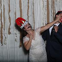 Allison&Brent Wedding Photo Booth