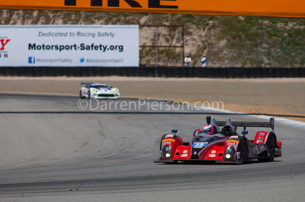 #38 Performance Tech Motorsports ORECA FLM09: Charlie Shears, David Ostella