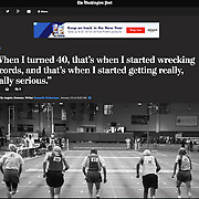 Racing Age on the Washington Post In Sight photo blog <br />