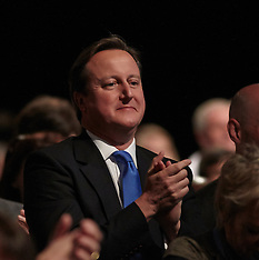 OCT 01 2013 Conservative Party Conference 2013