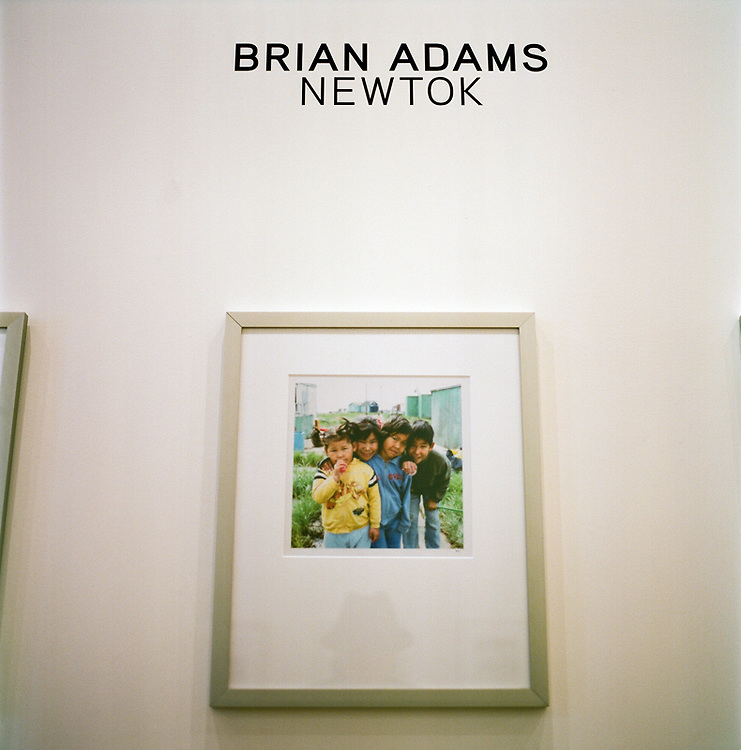 Newtok By Brian Adams. Alaska House NY 2009.