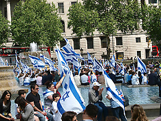 JUNE 02 2013 Israelis & Jews Celebrate The 65th Year of The State of Israel