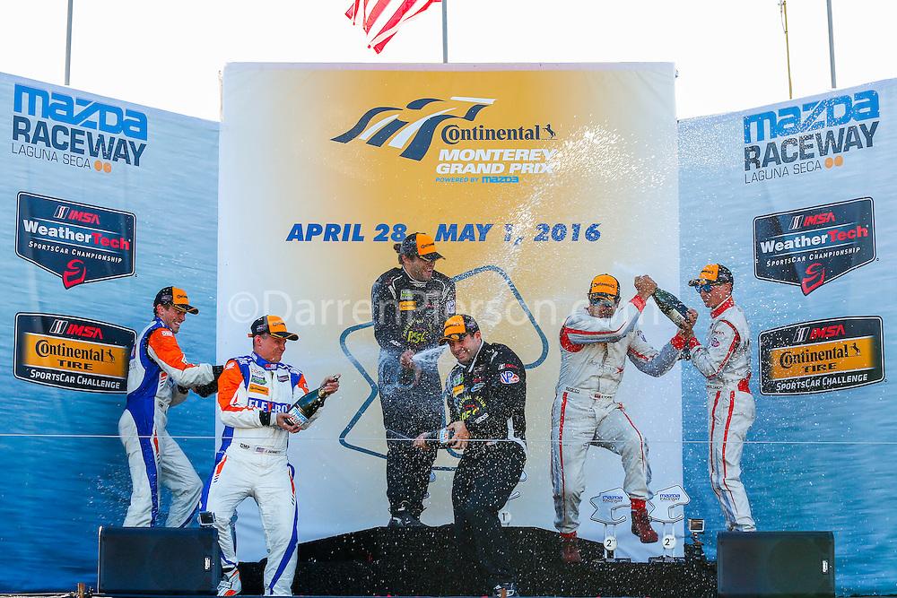 #52 PR1/Mathiasen Motorsports ORECA FLM09: Robert Alon, Tom Kimber-Smith<br /> <br /> &copy;2016, Jake Galstad<br /> LAT Photo USA