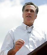 Mitt Romney by Boston Photographer Matthew Healey