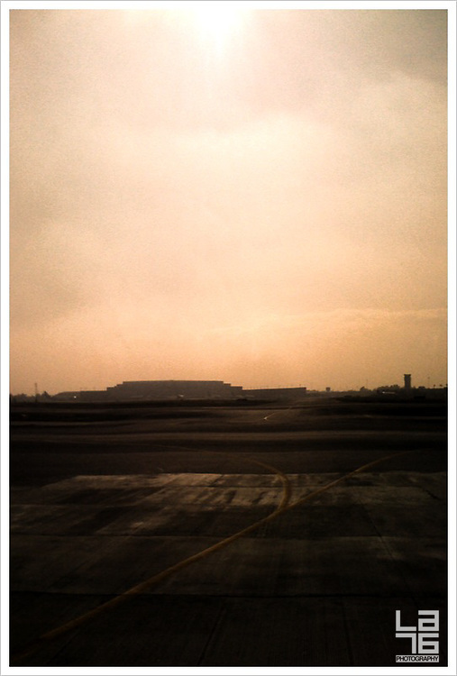 airport view